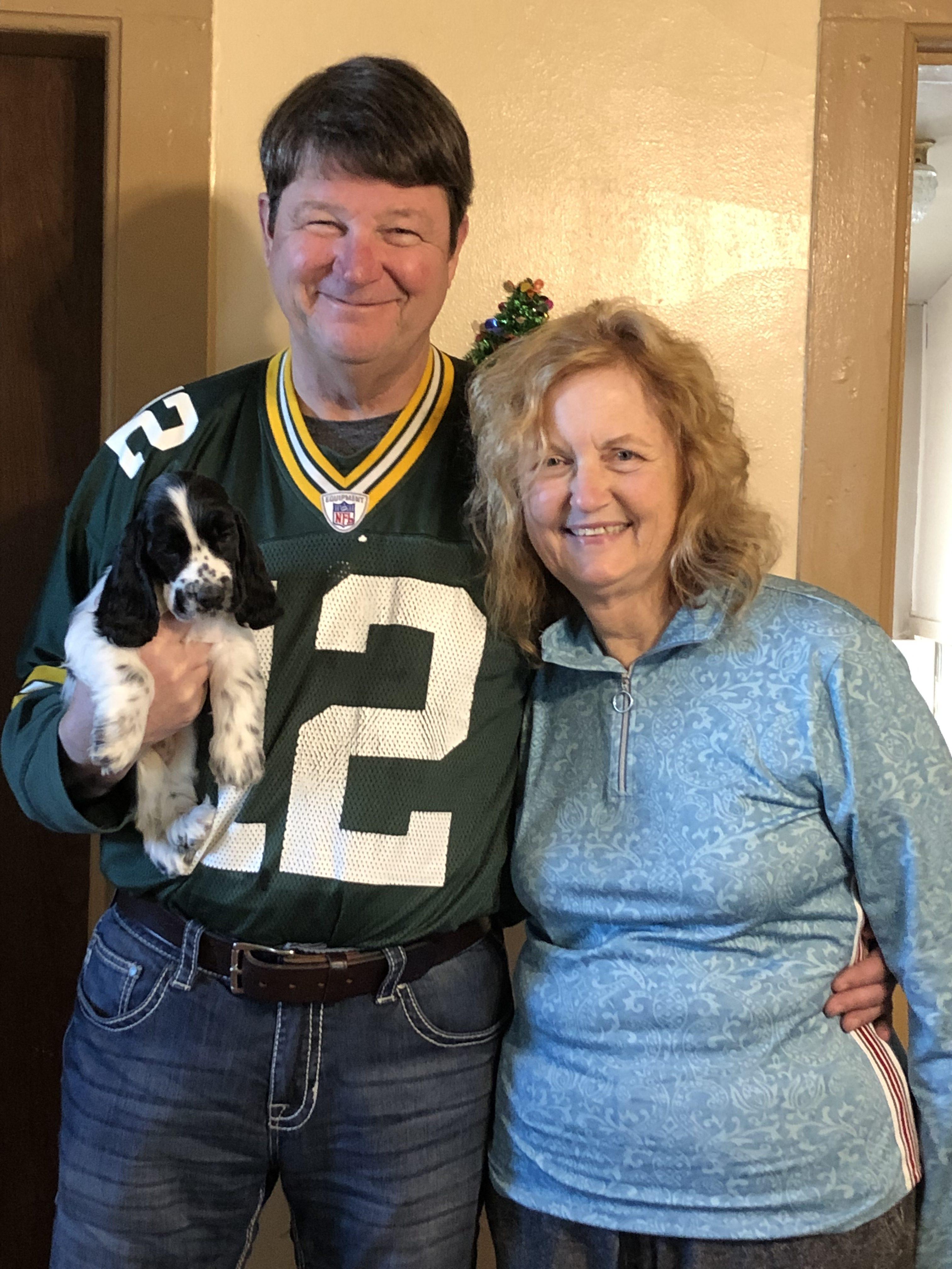 Jasper family-Jack Kiefer and Michelle O Keefe